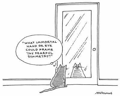© Mick Stevens 2006, cartoon supplied by cartoonbank.com