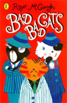 Bad Bad Cats book cover